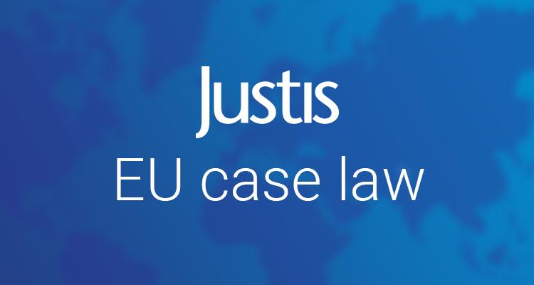 Eu case law, JustisOne, technology, image