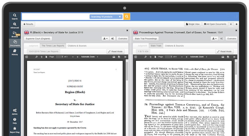 UK Case Law and UK Legislation - Search 1,200,000 Cases